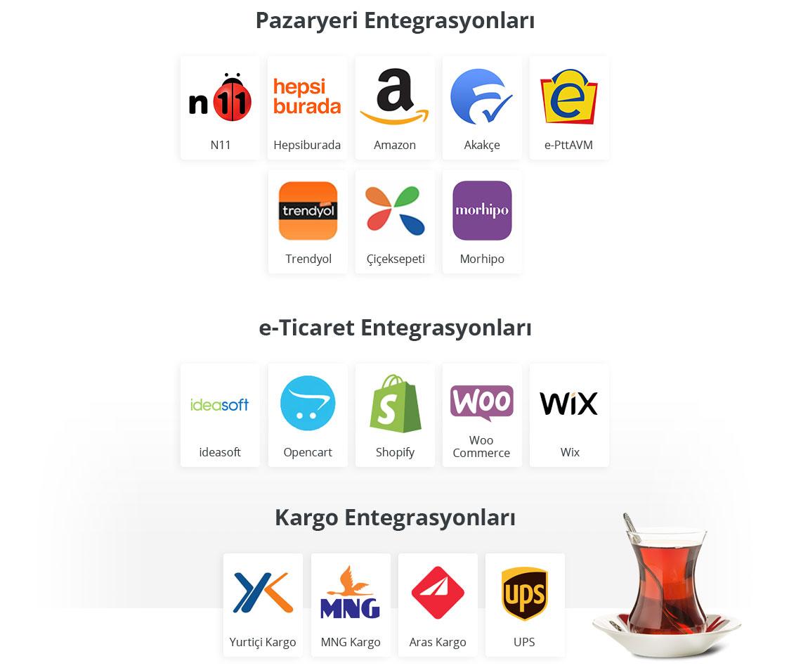 E-Ticaret Özelliği ile İşinizi Kolaylaştırın